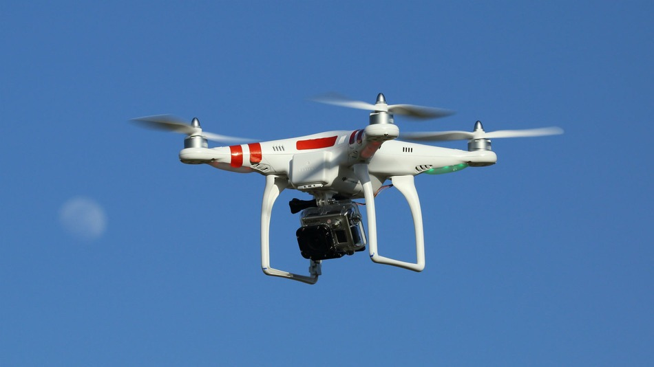 Greek Ministry of Public Order aims to create a surveillance network using Israeli drone