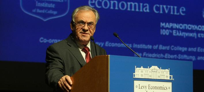Dragasakis: Early elections are a democratic way out