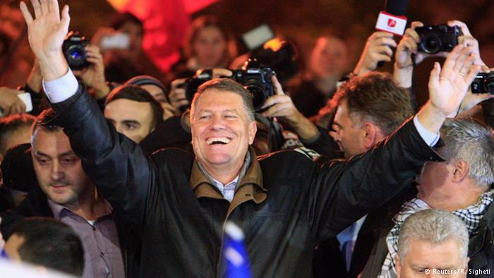 Romania's top court validates president-elect