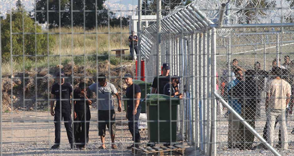 Greece: The hunger strike continues in immigrant detention center in Amygdaleza