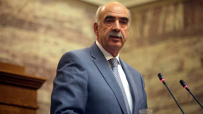 Meimarakis Proposal: Changes to the Constitution from a non-revisionist House as well
