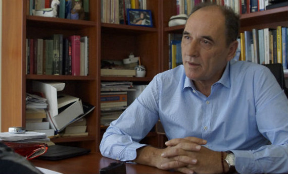 Stathakis: Set a date for elections and lets elected a President