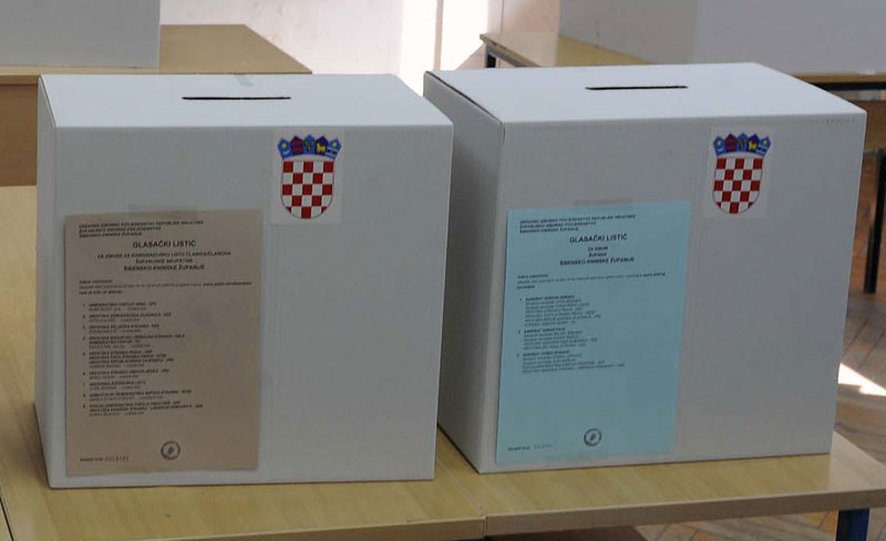 Presidential elections to cost Croatia more than a million euro