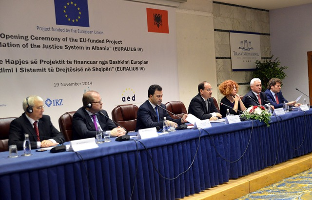 Reform in the justice system, Nishani: The process is in a deadlock