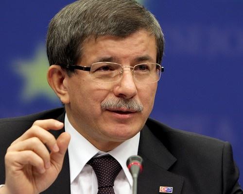 "Davutoglu: ""Baghdadi came from the prisons of Iraq, not Turkey"""