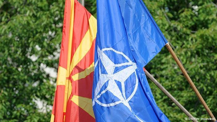 81% in favor of NATO accession, 68% in favor of the EU