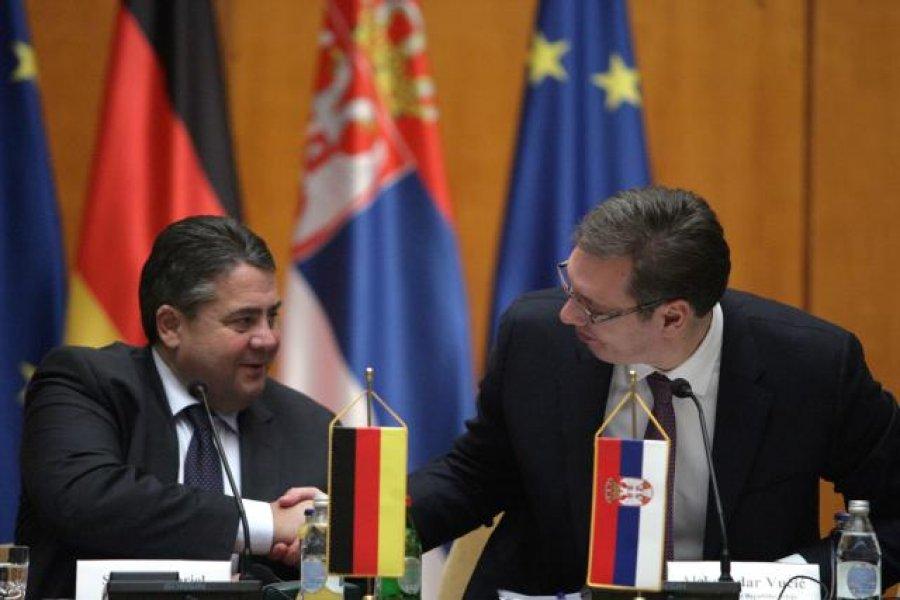 Sigmar Gabriel: EU needs Serbia