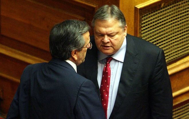 Venizelos: The sterile internal political situation complicates the negotiation