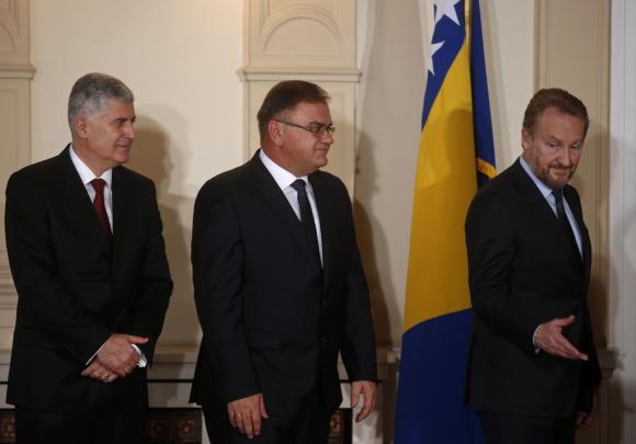 BiH has a new Presidency