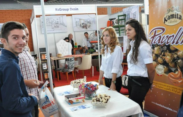 Youth business fair opens in Kosovo