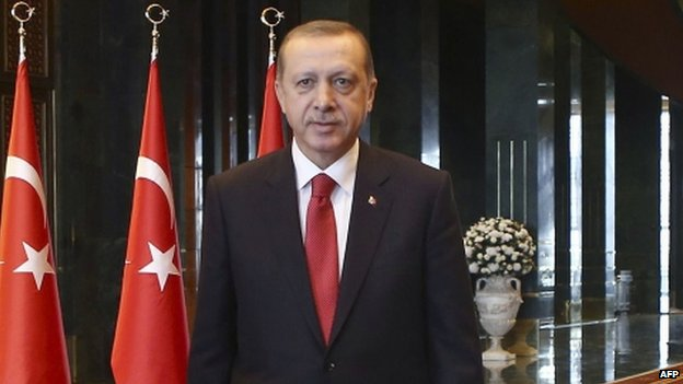 Erdogan: 'Colombus did not discover America; it had already been discovered by the Muslims'