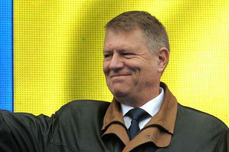 Ethnic German to lead Romania, hurdles remain ahead