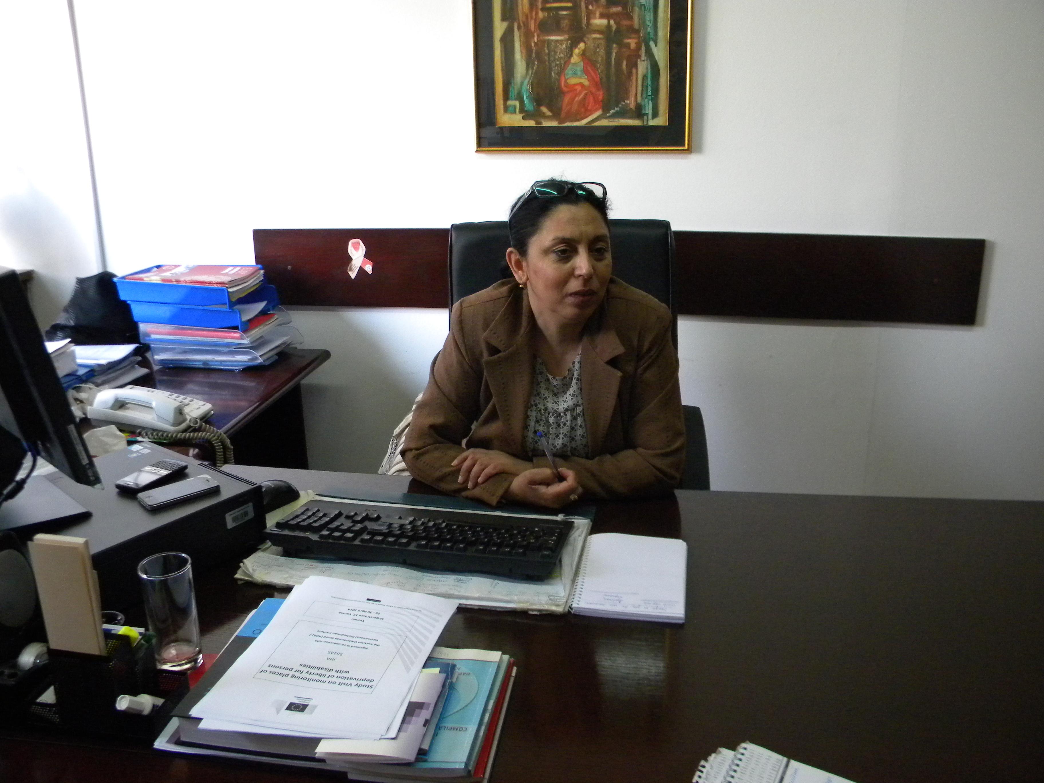 IBNA Interview/ Bajramovska: Growing number of reports for discrimination in FYROM