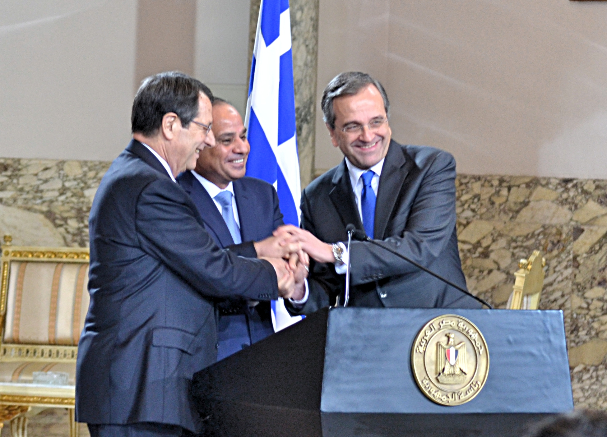 Op/Ed: Reading between the lines of the trilateral cooperation between Greece-Cyprus-Egypt
