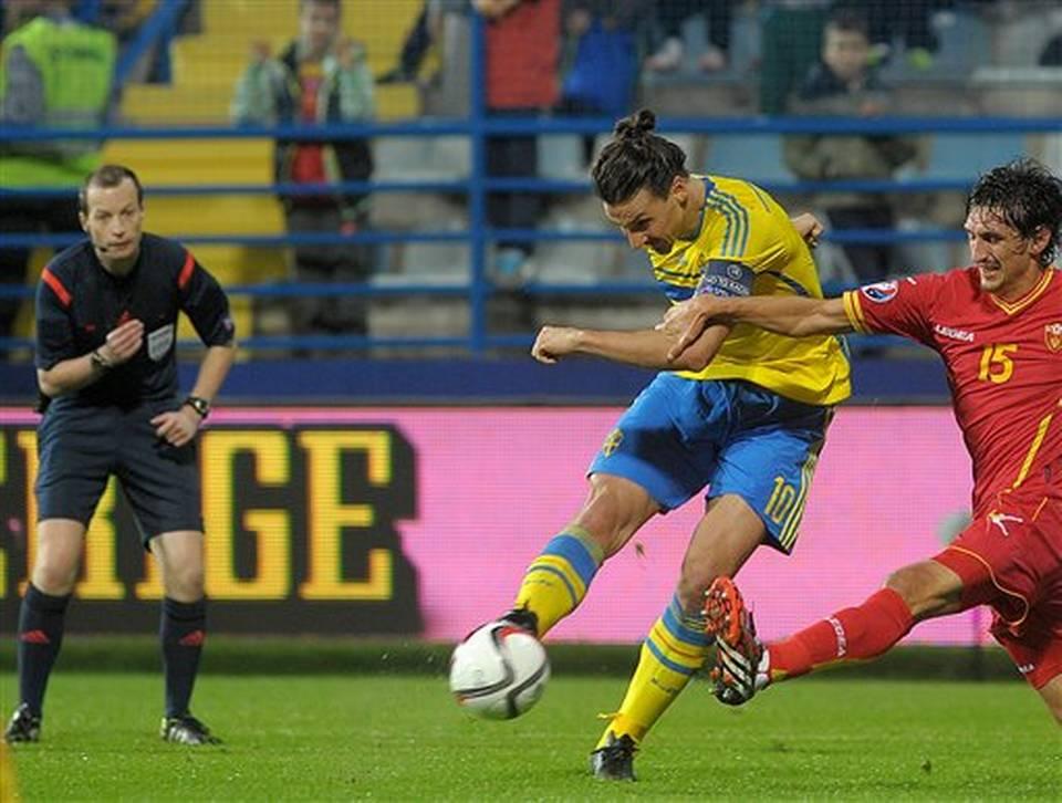 EURO 2016: Montenegro – Sweden 1-1