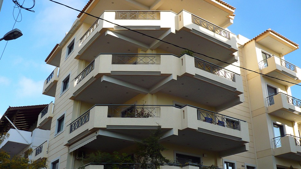 Greece: 7% drop in apartment prices in the third quarter of 2014