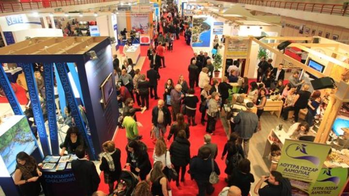 'Philoxenia': 30th Annual Tourism Fair begins in Thessaloniki