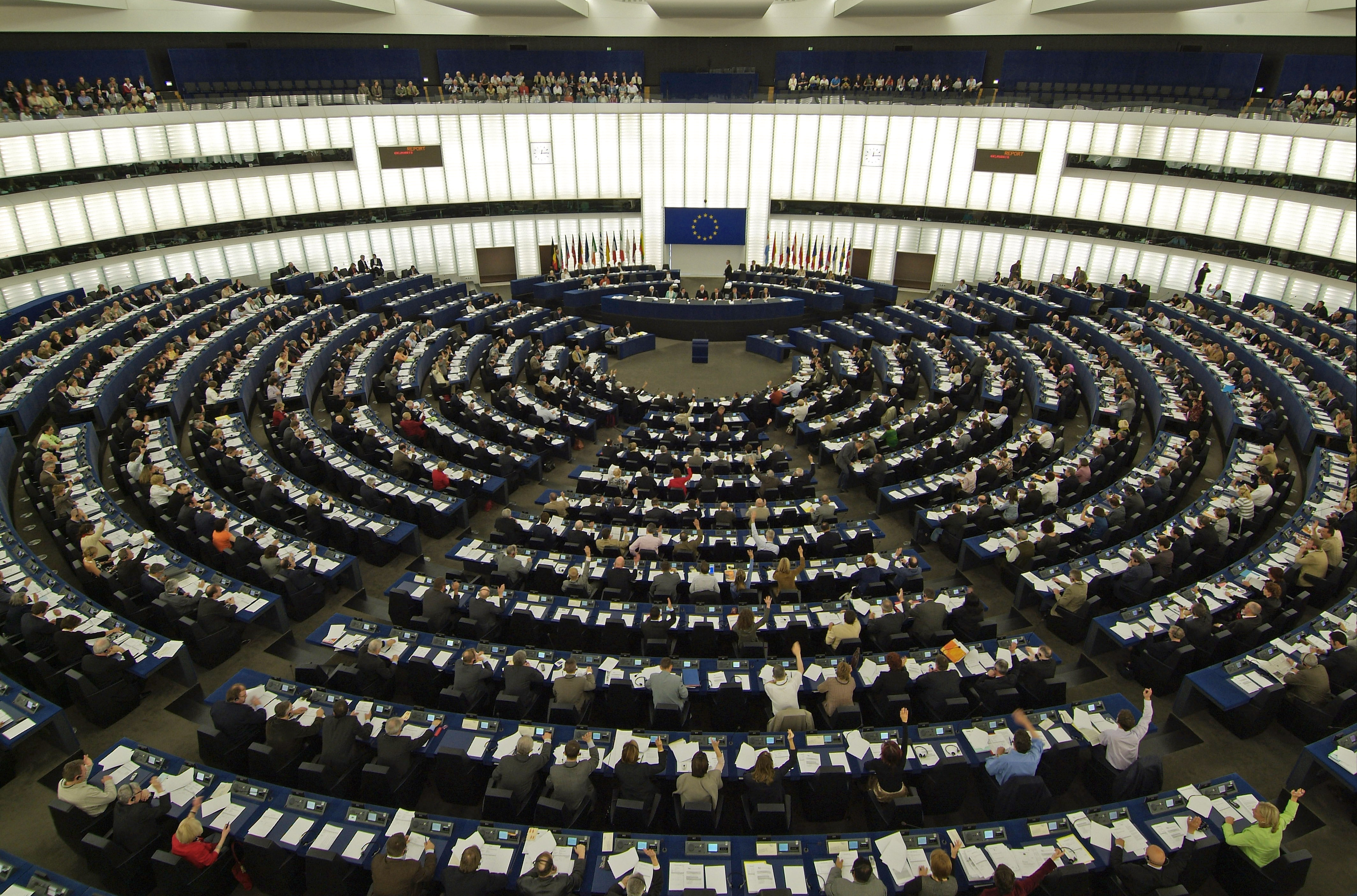 European Parliament demands from Turkey to withdraw vessels