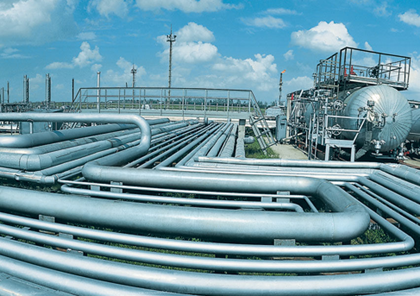 The European Union backed the gasification project of Montenegro