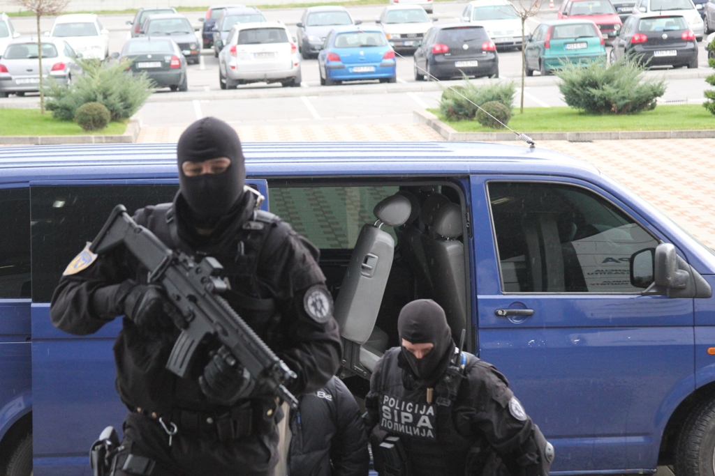 SIPA arrested 11 persons suspected for terrorism