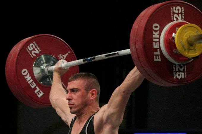 Weightlifting, Albanian talent Daniel Godelli is announced world champion