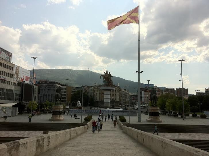 There's no progress in the name contest, reactions and comments in FYROM