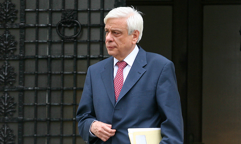 Meeting Samaras-Pavlopoulos on the constitutional revision