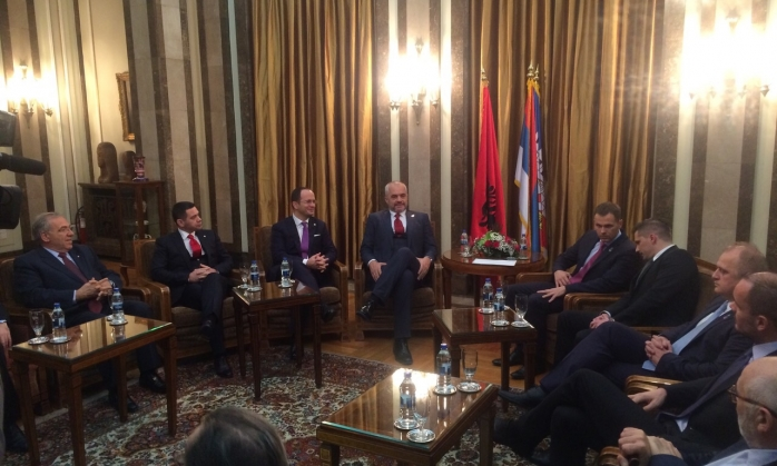 Albania and Serbia sign an agreement for the investigation of customs violations