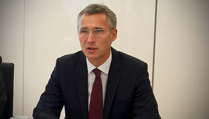NATO Secretary General says Slovenia should up its defence spending