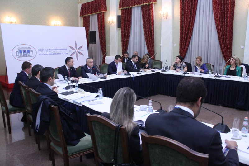 Albania takes over the chairmanship of SEECP Parliamentary Assembly