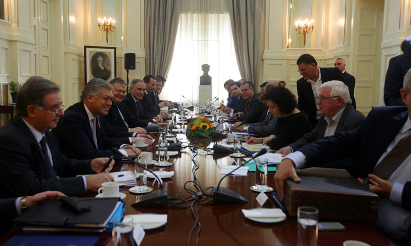 Greek-Turkish Council an opportunity to defuse tensions