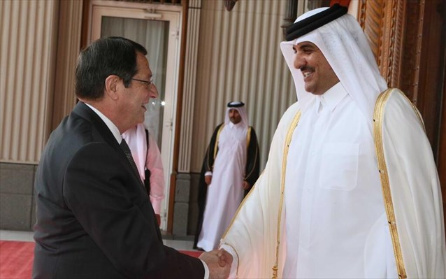 Exploratory level contacts of the representatives of Qatar in Cyprus