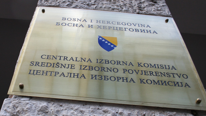 CEC BiH initiate changes in the Election law
