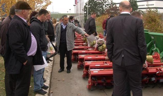 30 farmers from Kosovo benefit from the IPA funds