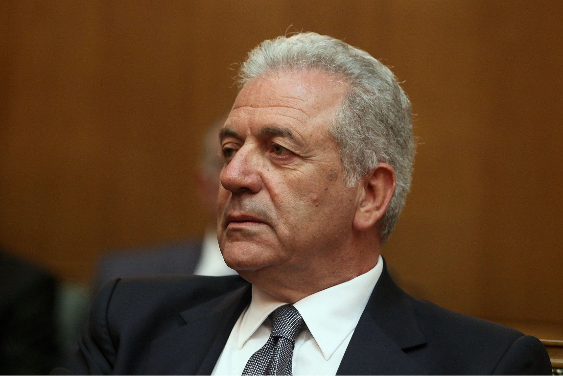 Greek EU Commissioner Avramopoulos does not exclude a cooperation between ND and SYRIZA