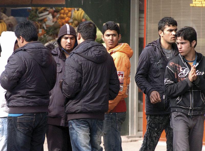 Number of asylum seekers in Montenegro increases