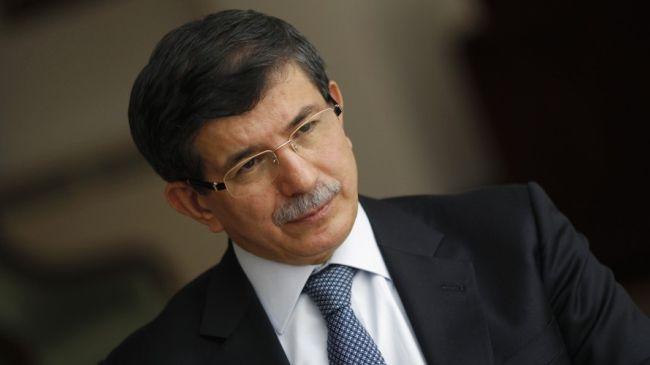 Davutoglu accuses Israel of brutality in Jerusalem