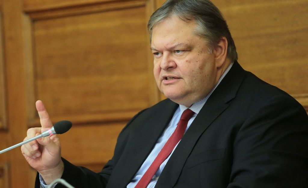 Venizelos says no to a convening of the Council of Political Leaders