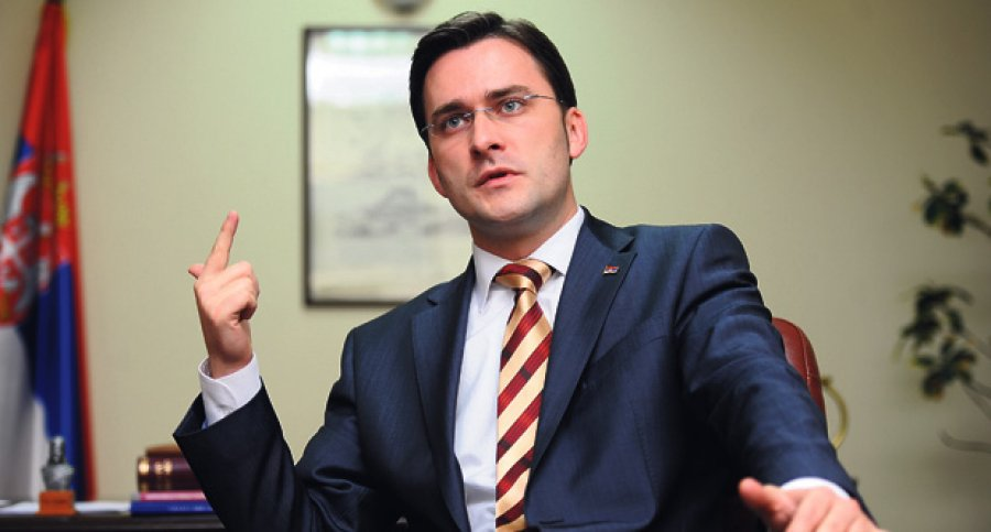 Justice Minister accuses tycoon for plotting against Vucic