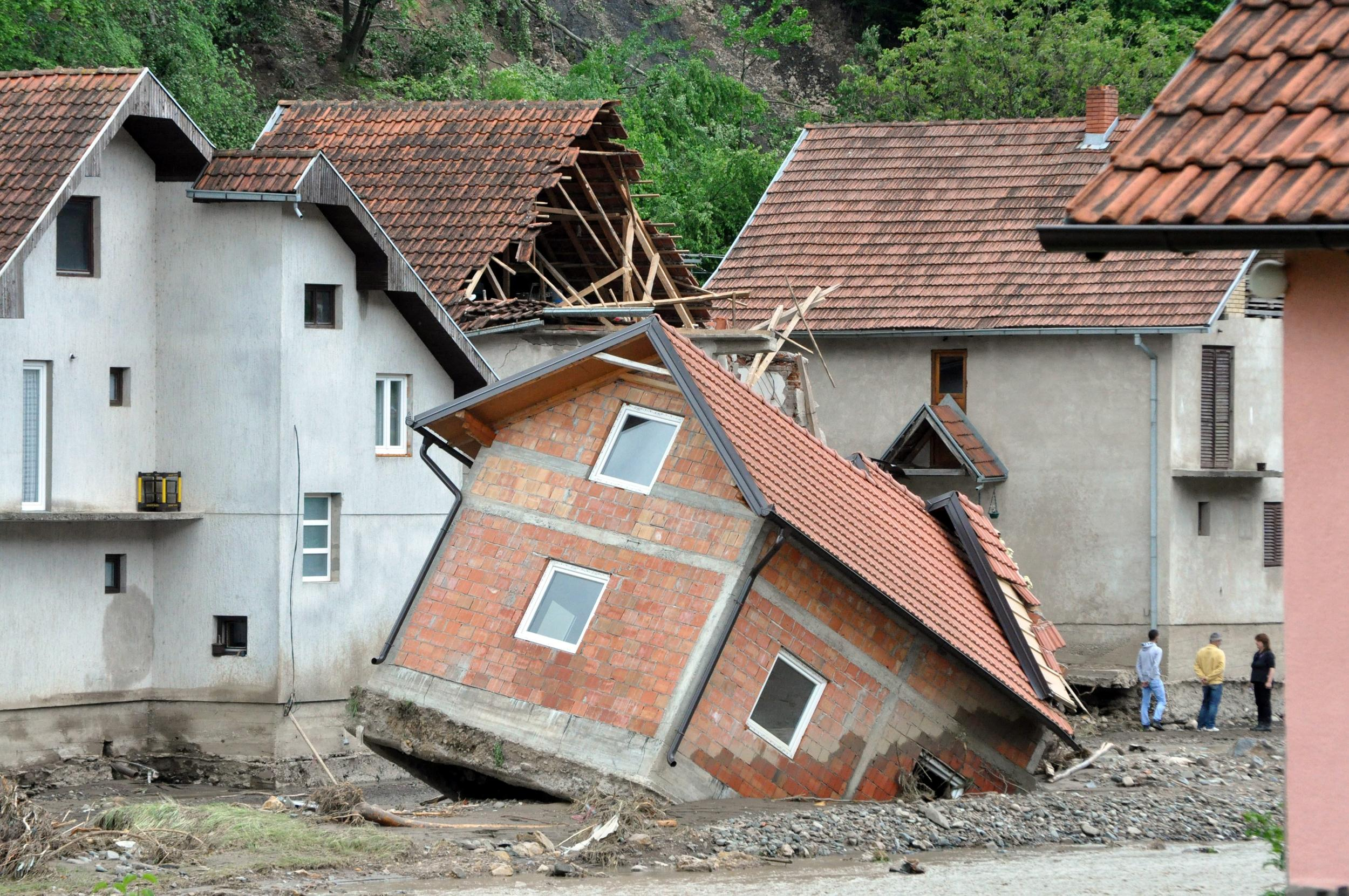 Sarajevo hosted regional conference on floods' consequences