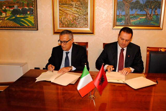 Albania signs an agreement with Italian Anti-mafia for the seizure of criminal assets
