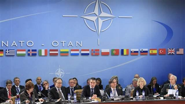 NATO Confrontation between Greece and Turkey