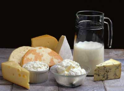 Milk producers in BiH protest against imports of dairy products