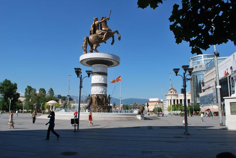 There's little hope in Skopje about a solution to the name dispute