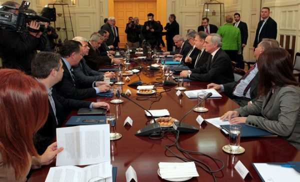 On November 10 convenes the Greek National Council on Foreign Policy