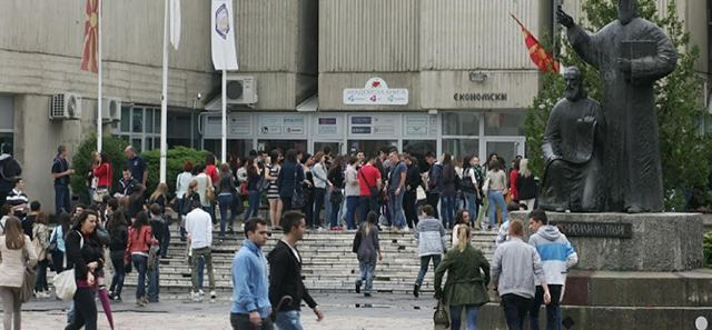 Foreign students prefer to study in FYROM
