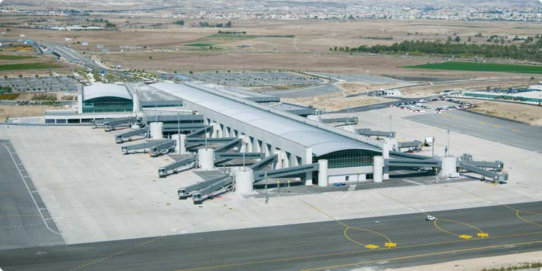 Red alert in Cyprus' airports