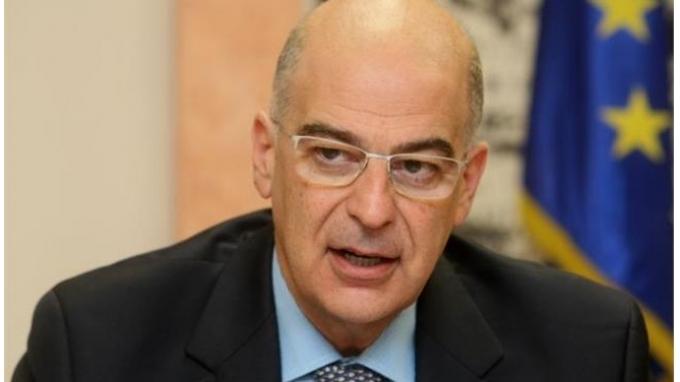 Nikos Dendias the new Greek Defence Minister