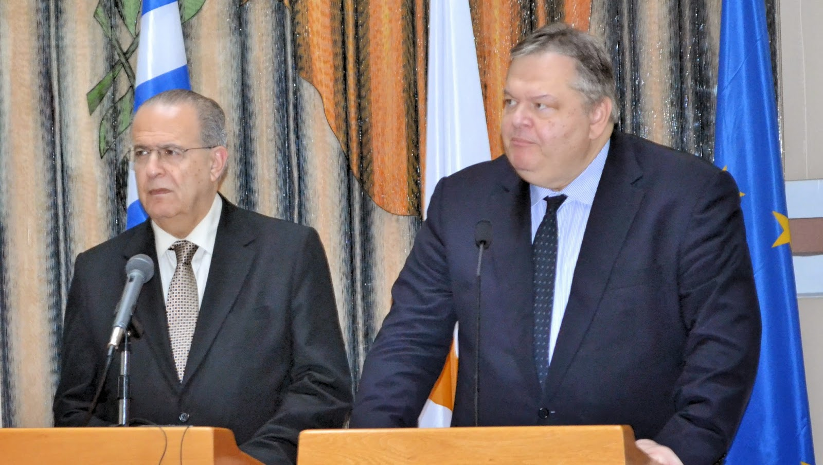 Venizelos: Common Strategy Greece-Cyprus for the provocations of Turkey