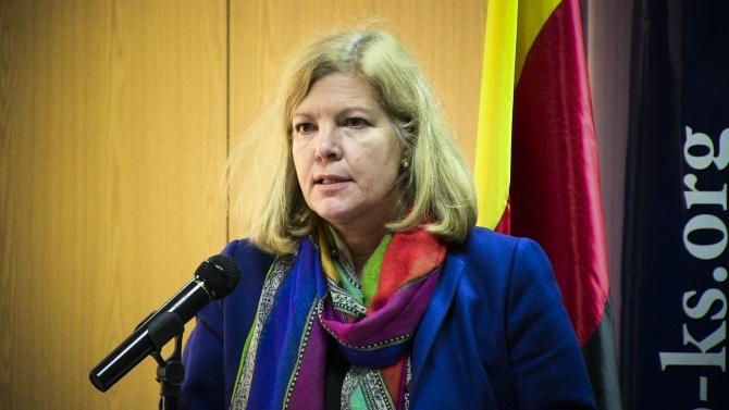 Kosovo may become the Balkan's Switzerland, says German ambassador